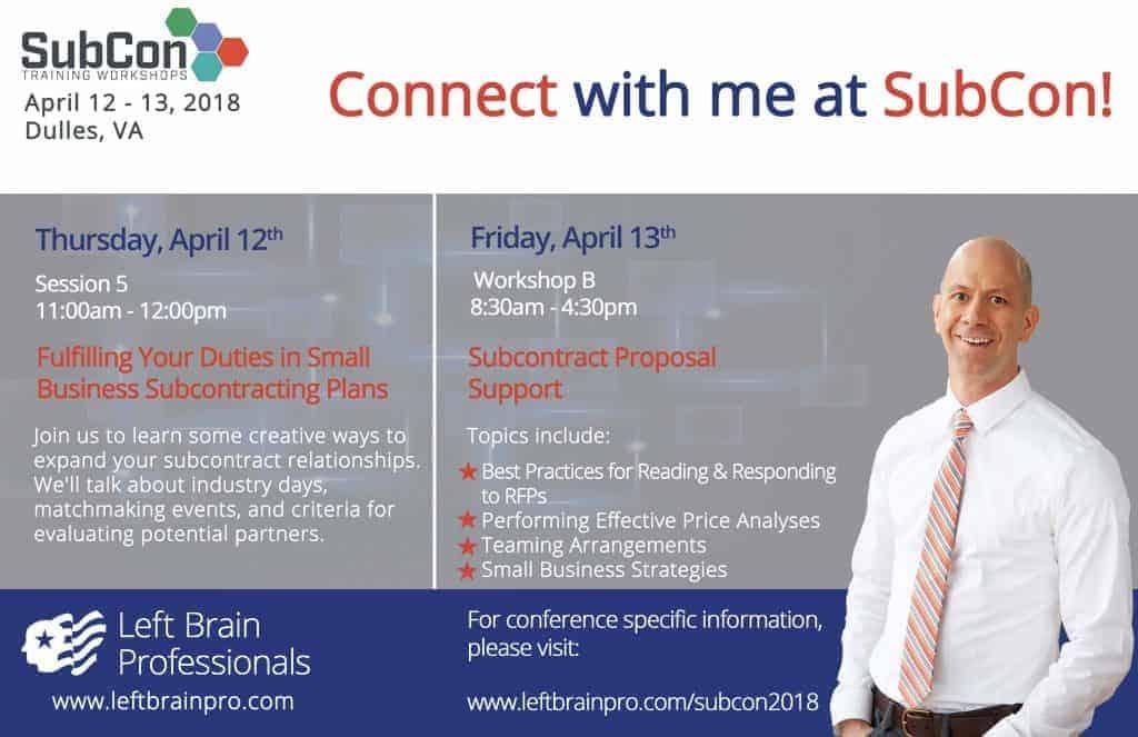 Left Brain Professionals - SubCon - Dulles, VA