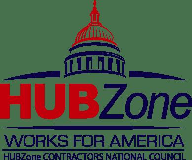 Hubzone logo - Left Brain Professionals
