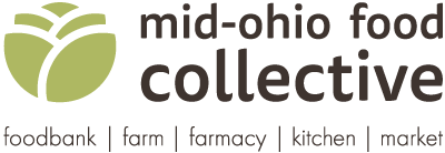 Mid-ohio food collective logo